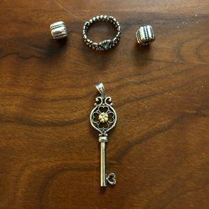 Pandora/Kay's jewelry